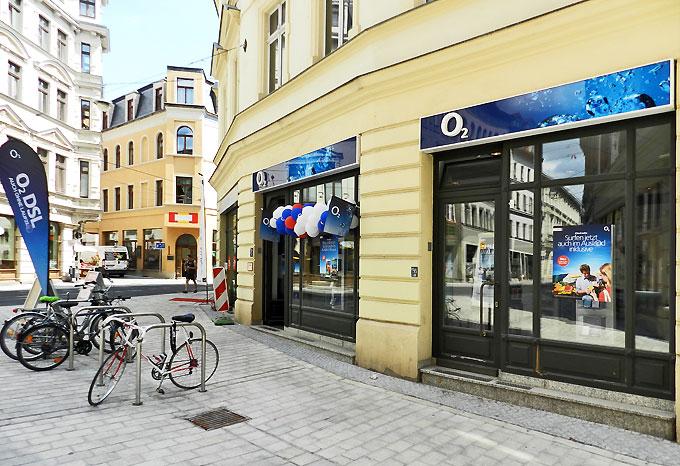 o2 Shop Halle-Große Ulrichstraße