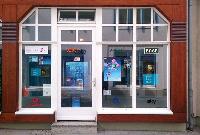 o2 Shop Wernigerode
