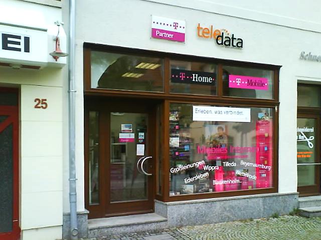 Telekom-Shop Sangerhausen