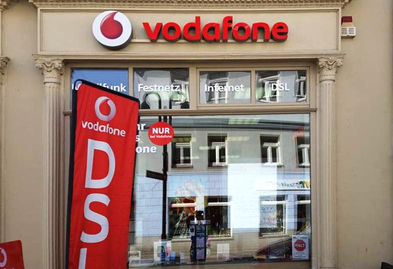 Vodafone Shop Sangerhausen