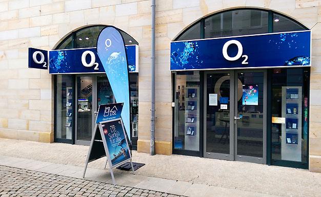 o2 Shop Halberstadt