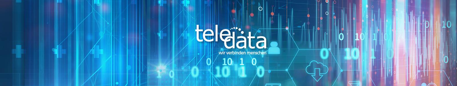 Website der Teledata GmbH